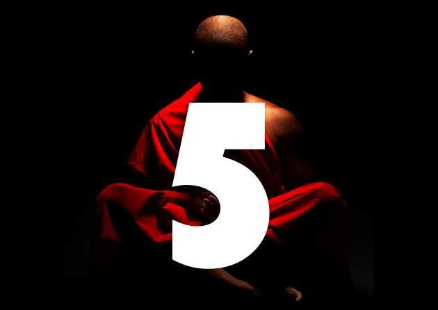 The Five Tibetan Rites: Exercises for Healing, Rejuvenation, and Longevity