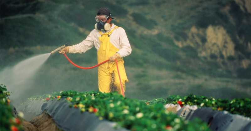 how to remove pesticides from produce