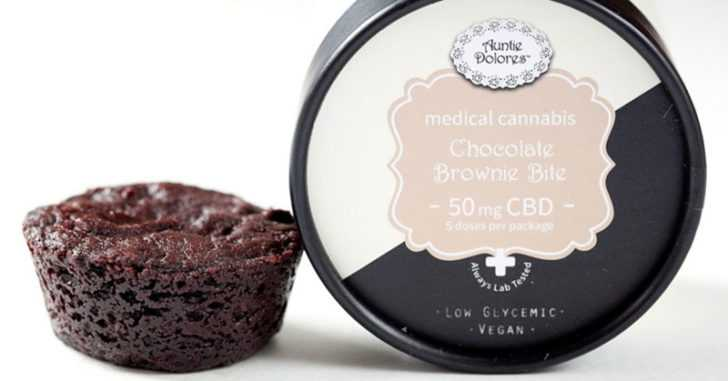 New Brownie Treat Contains Cannabidiol and is Legal in all States!