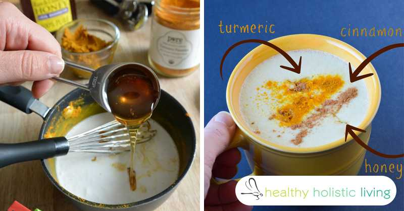 Supercharged Turmeric Tea