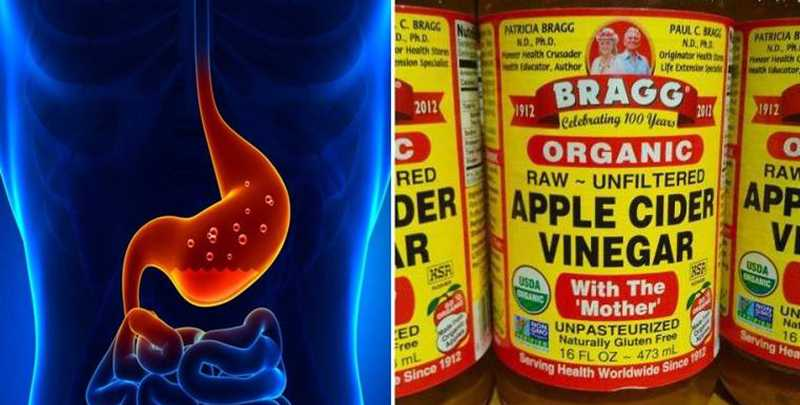 1 TBSP of Apple Cider Vinegar For 60 Days Can Help Eliminate These Health  Problems