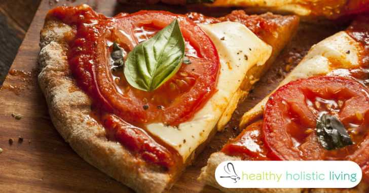 You'll never order in again after making these delicious gluten-free pizzas