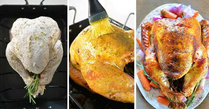 healthy thanksgiving turkey recipe