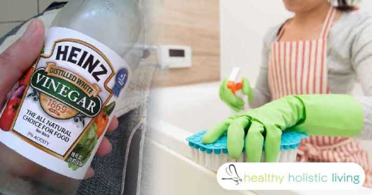 Stop using harsh chemicals to clean your house! Replace with these 7 natural kitchen ingredients
