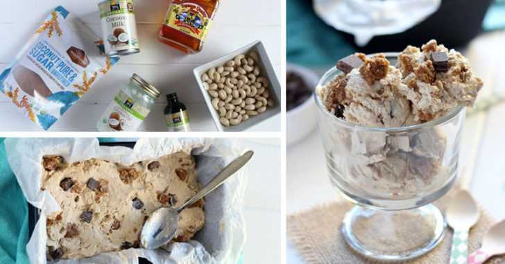 paleo cookie dough ice cream