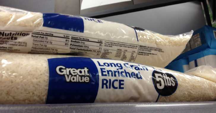 Warning: rice grown in these states may be contaminated with arsenic