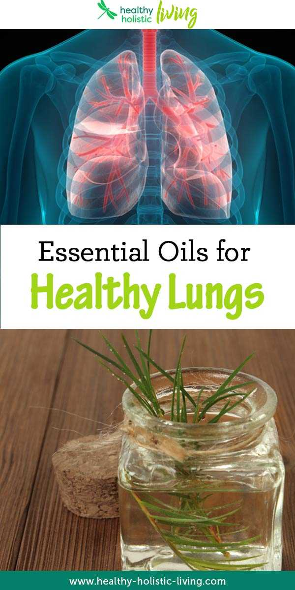This Is What Happens with Your Lungs When You Diffuse Essential Oils