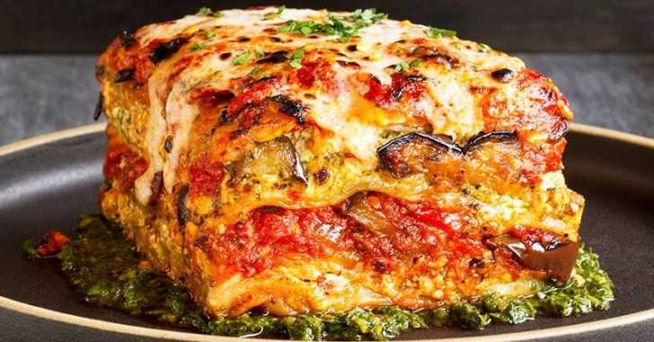 Looking for the Perfect Holiday Meal? Try This Roasted Vegetable Lasagna
