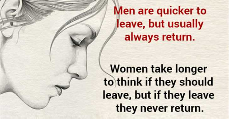When a Woman is Done There is Nothing to Change Her Mind