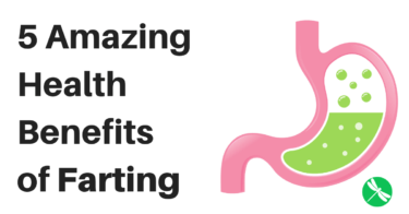 health benefits of farting
